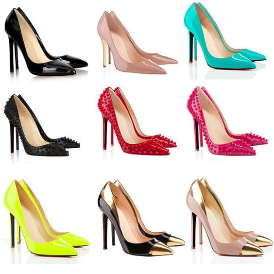 Details about Womens Sexy High Heels Pointed Fashion New Style
