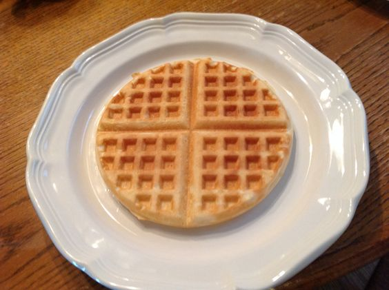 Our families favorite waffle recipe. Reminds me of Grandma's house on Sunday morning!
