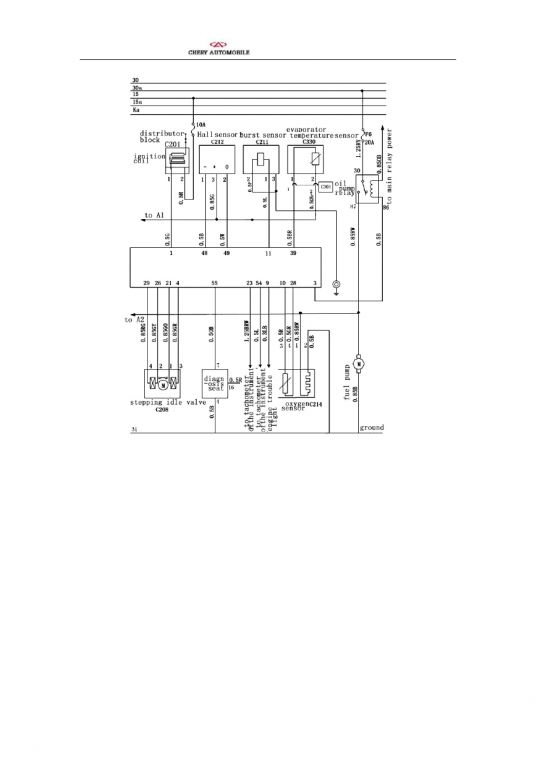 10 Chery Qq Engine Wiring Diagram Engine Diagram In 2020 With