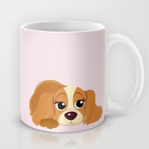 Cocker Love Mug