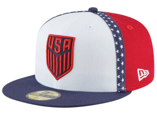 Usmnt White Team Taped Liberty 59fifty Fitted Cap By New Era X Mls Patriots Snapback New Era Usmnt