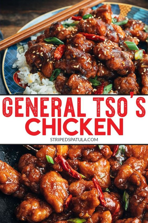 Better-Than-Takeout General Tso's Chicken