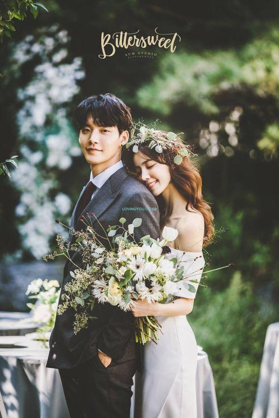 SUM STUDIO [BITTER SWEET] - KOREA PRE-WEDDING PHOTOSHOOT by LOVINGYOU