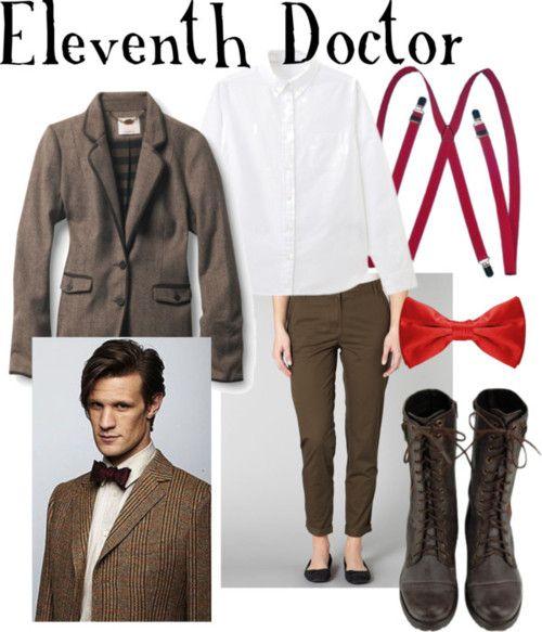 Eleventh Doctor Outfit Blue Shirt | galleryhip.com - The ...