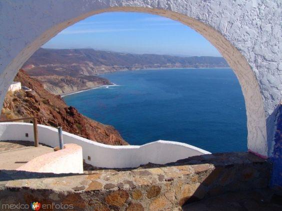 Fotos de Carretera Escénica, Baja California, México: Mirador turístico