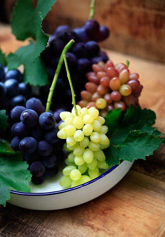 Grapes from Japan (Okayama).