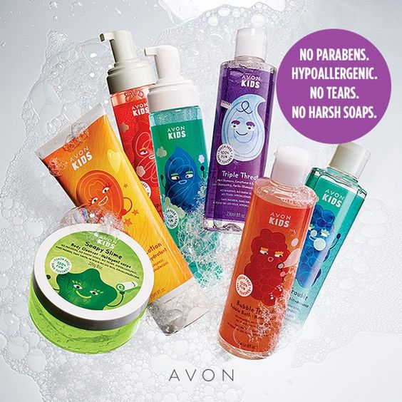 Avon Kids Bath & Body...