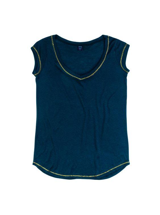 Blusa Feminina Básica Com Detalhes Diferenciados | Blusas | Feminino | Hering