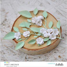 Pin On Handmade Flowers Paper
