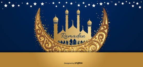 رمضان كريم خلفيات قمر Ramadan Background Golden Texture Ramadan