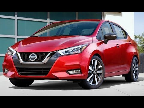 2020 Nissan Versa Exterior And Interior Youtube In 2020 Nissan Versa Nissan Small Sedans