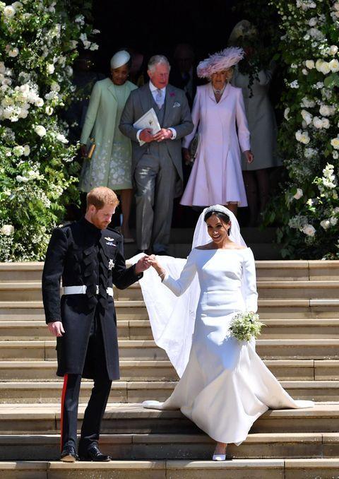 Die Royale Hochzeit Des Jahres Hochzeitsfeier Ideen Konigliche Hochzeit Royale Hochzeiten