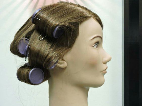 Hot Rollers Roller Set And Rollers On Pinterest