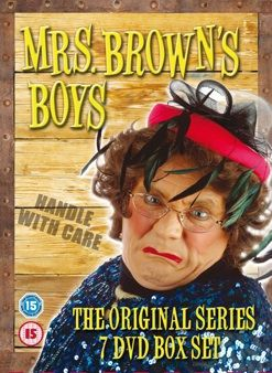 One of the funniest things I've ever seen. UK friends introduced me to Mrs. Brown and tears stream down my face every time I watch it.