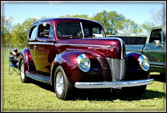 1940 Ford 2 Dr. Sedan | Flickr - Photo Sharing!