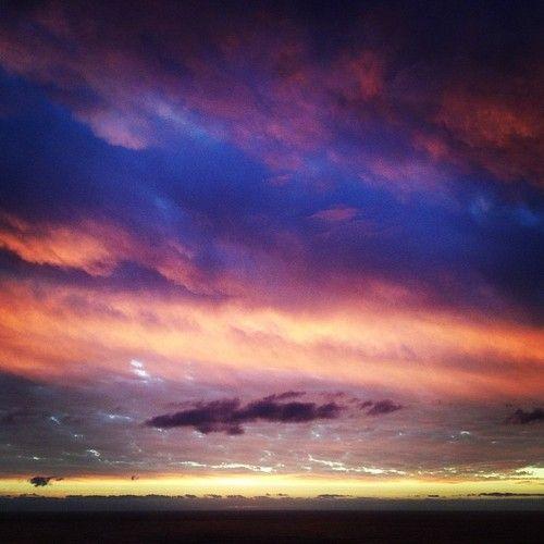 #sunset 1.10.2012