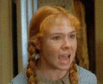 anne of green gables! yet another redhead childhood role model!