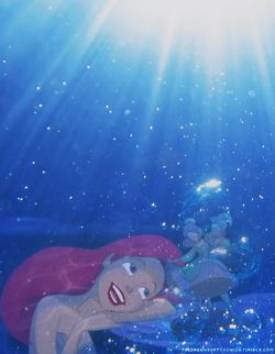 the little mermaid part of your world singing this for my next audition