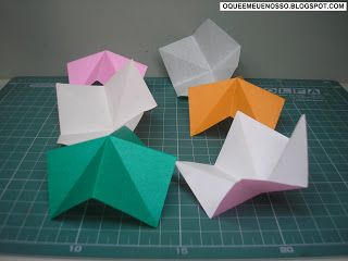 WHAT'S MINE IS OUR: Origami - Pump Double Butterflies (Butterfly Bomb Dual)