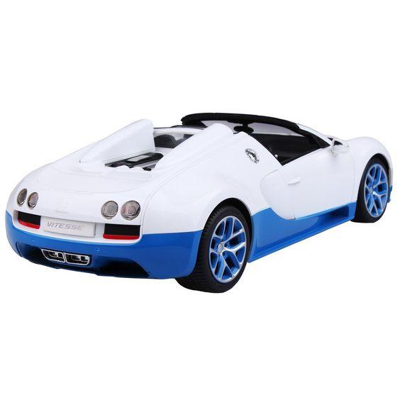 bugatti veyron 16 4 grand sport vitesse r c car cars products and sports. Black Bedroom Furniture Sets. Home Design Ideas
