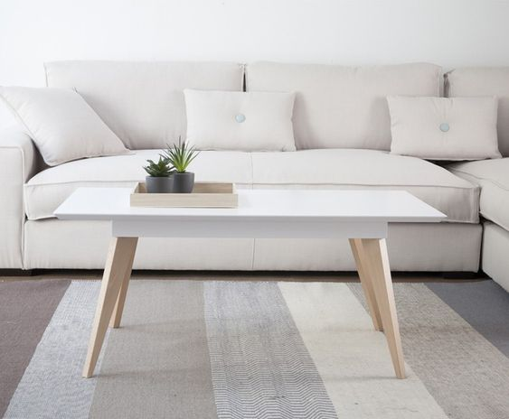 7 mesas de centro y auxiliares modernas | Kenay Home