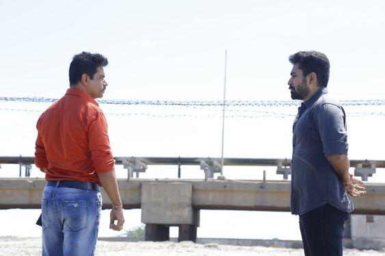 Kolaigaran Movie Stills – Arjun, Vijay Antony
