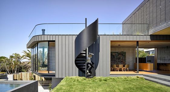 Pandanus By Sparks Architects In 2020 Architect Architecture House Exterior Cladding