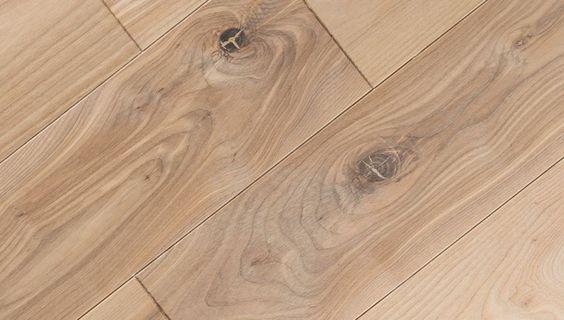 Podłogi wykonane z Jesionu