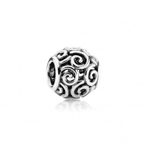 Pandora bedel zilver 'Opengewerkte Krul' 790896  EUR 19.00  Meer informatie  http://naaar.nl/1UxI7Gy
