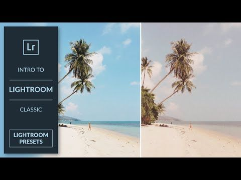How To Create Presets In Lightroom Classic Youtube In 2020 Lightroom Lightroom Presets Free Lightroom Presets