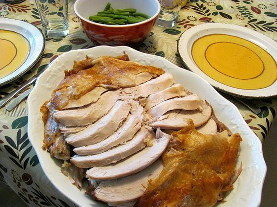 Thanksgiving Turkey by RichardBH, via Flickr