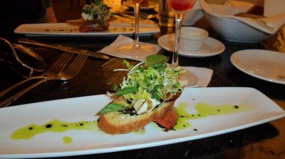 #Quay #Chicago Heirloom Tomato Caprese Salad #restaurant