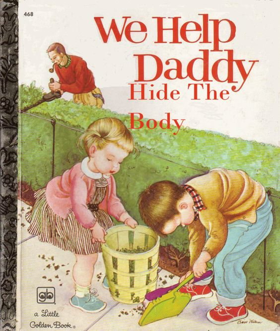 Give,Get,Take, And Have: Odd Books From My Mom's Basement: