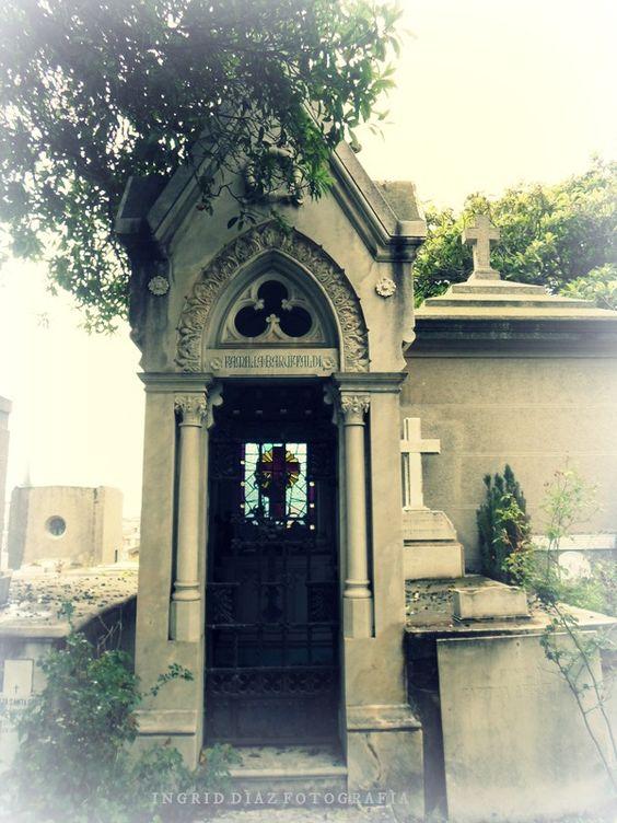 Cementerio Nº1 Panteòn, Valparaìso