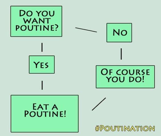 #poutination