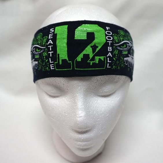 Seattle Football Headband