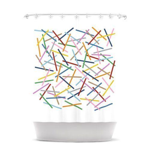 Kess InHouse Project M Sprinkles Shower Curtain, 69 by 70-Inch by Kess InHouse, http://www.amazon.com/dp/B00E1YNBR0/ref=cm_sw_r_pi_dp_Mcrgsb1QK69QC