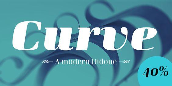 Curve - Webfont & Desktop font « MyFonts