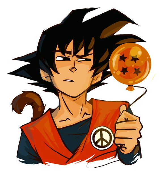 son goku by Kanda3egle.deviantart.com on @deviantART