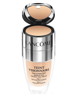 Lancôme Teint Visionnaire Skin Correcting Makeup Duo, 1 oz - Lancôme Makeup - Beauty - Macy's