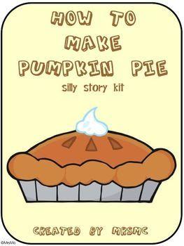 Writing a pumpkin story