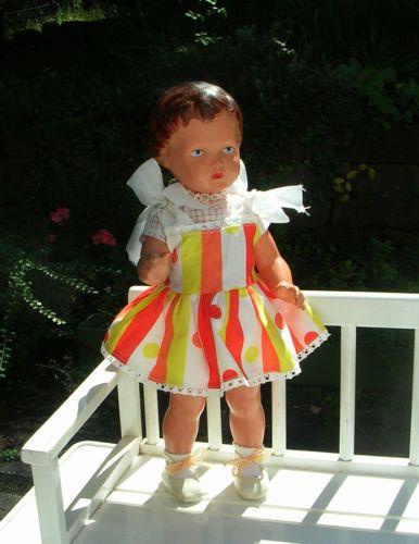 Schildkroet-Puppe-URSEL-29-cm-neue-Kleidung-Ubungspuppe-Haare-anmalen