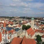 München 10 Gründe: Überblick Ausblick Panorama