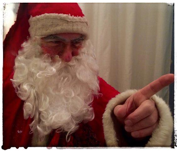 Unser Weihnachtsmann