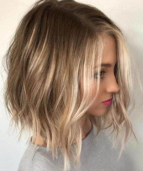 50 Short Blonde Hair Color Ideas In 2019 These 50 Short Blonde Hair Color Ideas In 2019 Are Perfect Way To Ref Hair Styles Short Hair Balayage Cool Hair Color