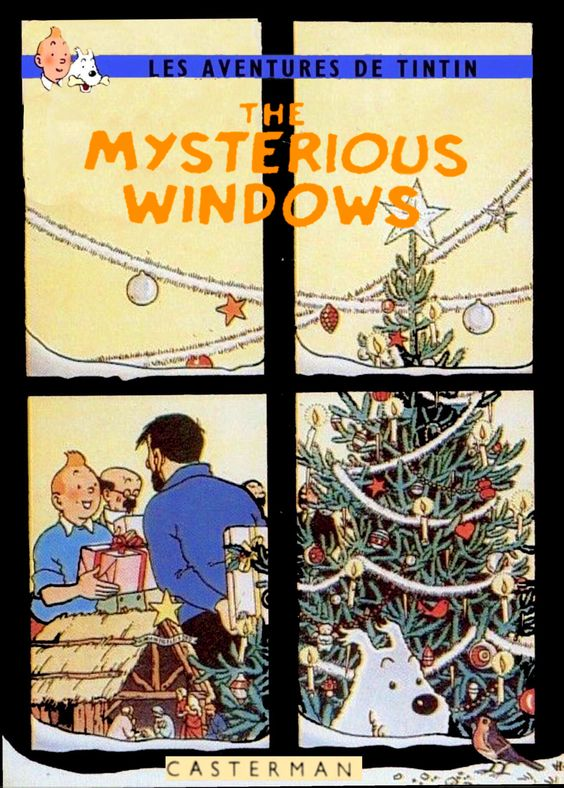 The mysterious windows