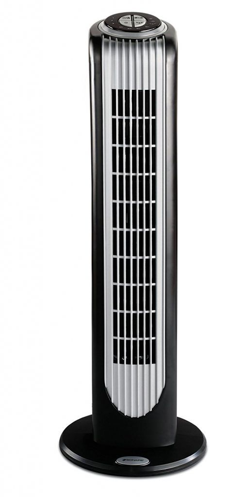 Buy Bionaire Bt16rbs In 40 Watt Remote Control Tower Fan At Rs 1 849 From Amazon Loot Deals India Tower Fan Fan Price Remote Control