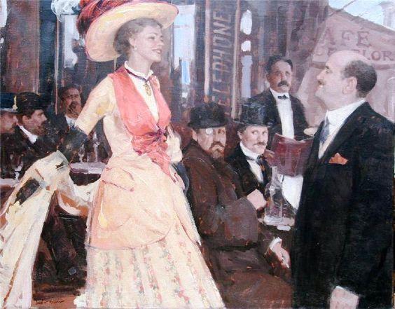 Leon Zeytline (1885-1962) Россия