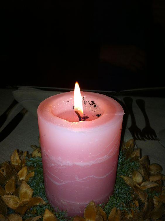 Wärme, Licht, Geborgenheit, Kerze, Advent, Besinnung