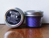 Witches Brew Halloween Candles, Fall Candle, Halloween Gift